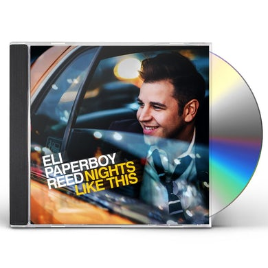 Eli Paperboy Reed NIGHTS LIKE THIS CD
