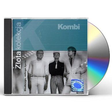 Kombi ZLOTA KOLEKCJA CD