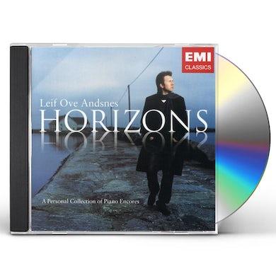 Leif Ove Andsnes HORIZONS CD