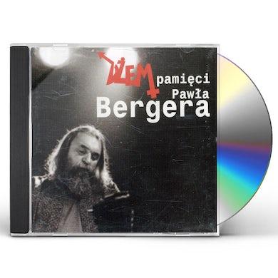 Dzem PAMIECI PAWLA BERGERA CD