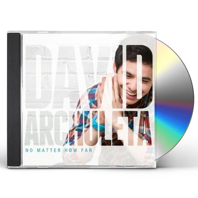 David Archuleta NO MATTER HOW FAR CD