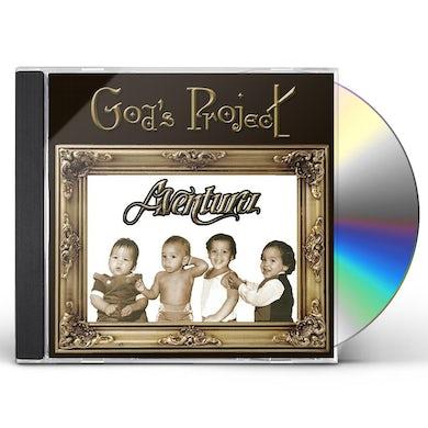 Aventura God's Project CD