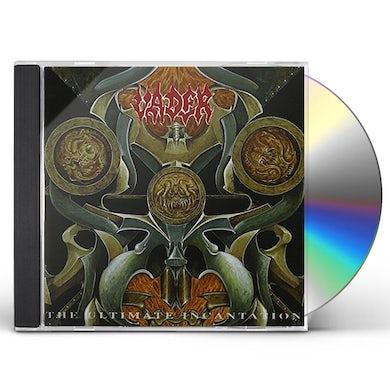 Vader ULTIMATE INCANTATION CD