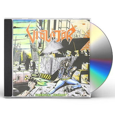 Violator CHEMICAL ASSAULT CD