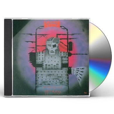 Voivod DIMENSION HATROSS CD