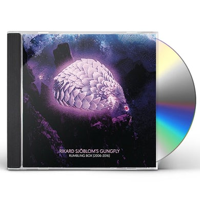 Rikard Sjoblom RUMBLING BOX (2006-2016) CD
