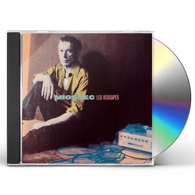 LES RESCAPES CD