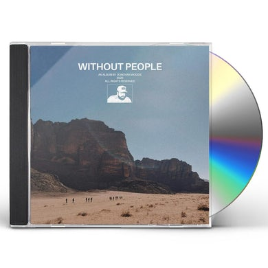Donovan Woods Without People CD