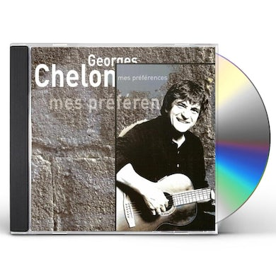 Georges Chelon MES PREFERENCES CD