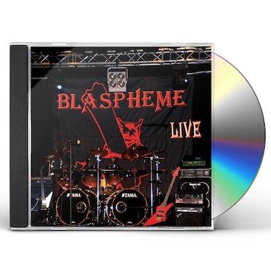 Blaspheme LIVE CD