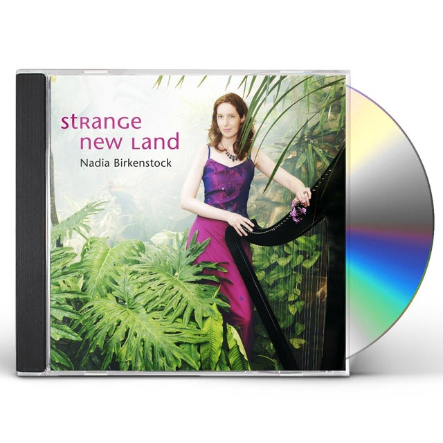 Nadia Birkenstock STRANGE NEW LAND CD