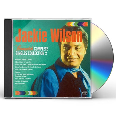 Jackie Wilson BRUNSWICK COMPLETE SINGLES COLLECTION VOL.2 CD