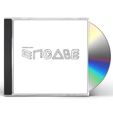 Howard Jones ENGAGE JAPAN DELUXE EDITION CD