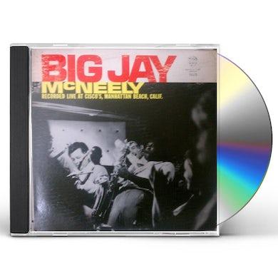 Big Jay Mcneely RECORDED LIVE AT CISCO'S. MANHATTAN BEACH CALIF. CD