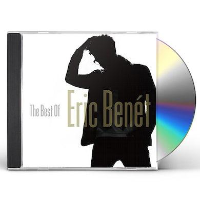 Eric Benet BEST OF CD