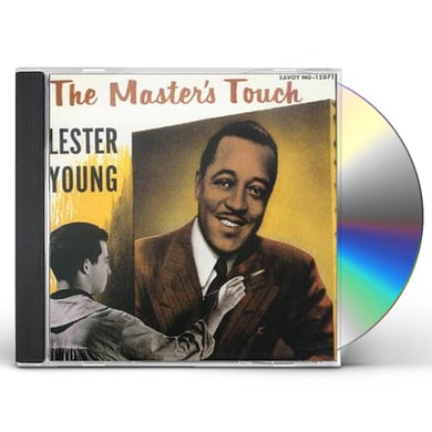 Lester Young MASTER'S TOUCH CD