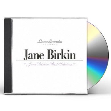 Jane Birkin BEST SELECTION CD