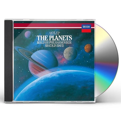 Colin Davis HOLST: THE PLANETS CD