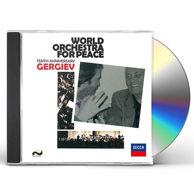 Valery Gergiev WORLD ORCHESTRA FOR PEACE-TENTH CD