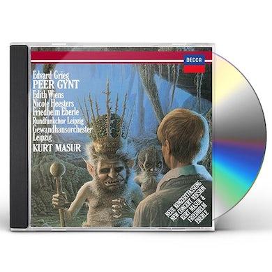 Kurt Masur GRIEG: PEER GYNT CD
