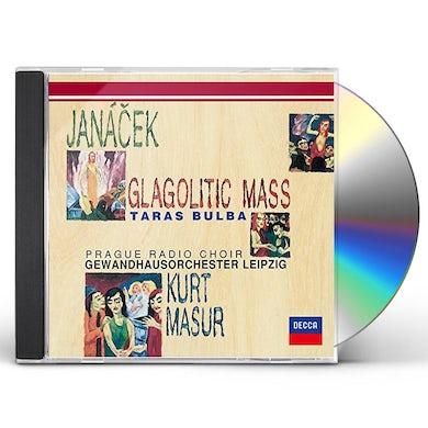 Kurt Masur JANACEK: GLAGOLITIC MASS. TARAS BULB CD