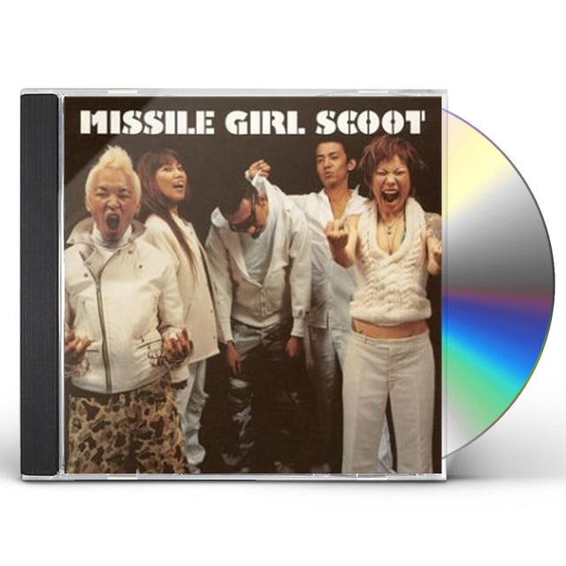Missile Girl Scoot CD