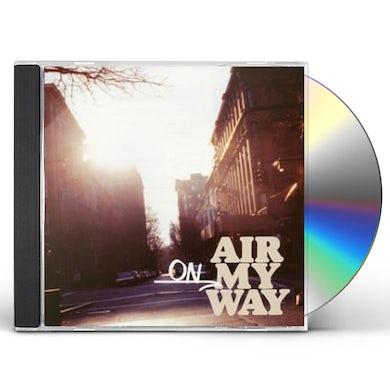 Air ON MY WAY CD