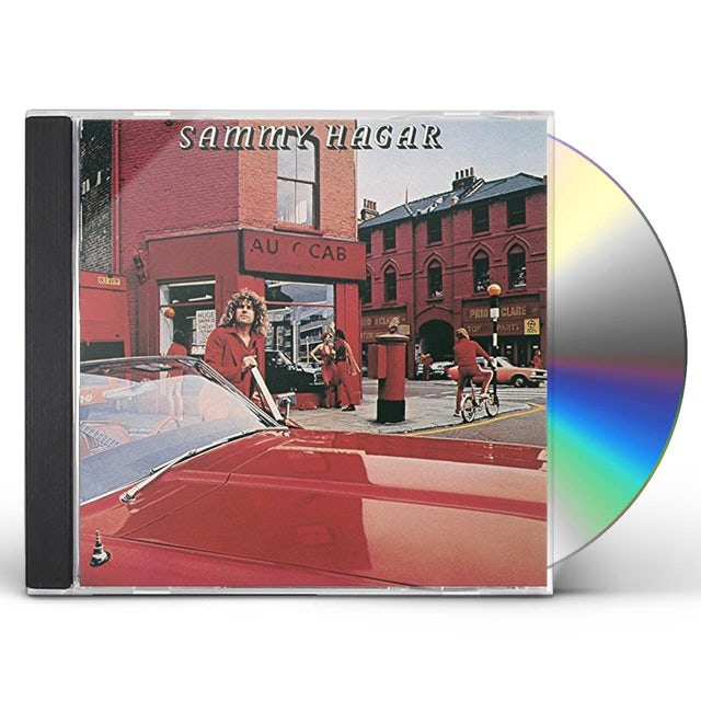 Sammy Hagar CD