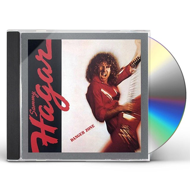 Sammy Hagar DANGER ZONE CD