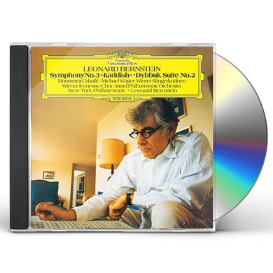 Leonard Bernstein SYMPHONY 3 CD