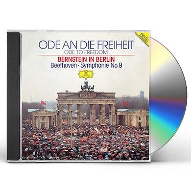 Leonard Bernstein ODE AN DIE FREIHEIT CD