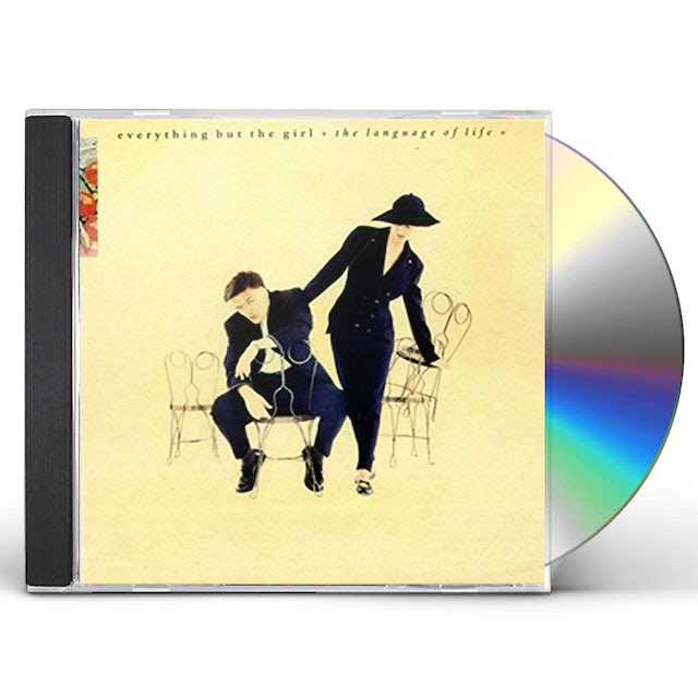 Everything But The Girl LANGUAGE OF LIFE CD