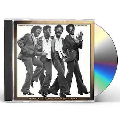 Manhattans IT FEELS SO GOOD CD