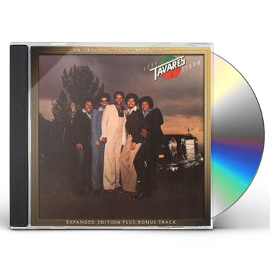 Tavares LOVE STORM: EXPANDED EDITION CD