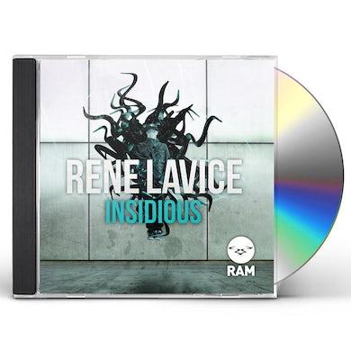 Rene Lavice INSIDIOUS CD