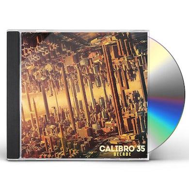 Calibro 35 DECADE CD