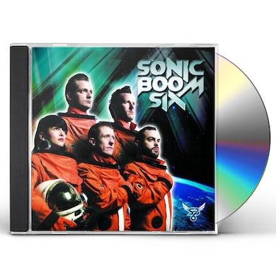 SONIC BOOM SIX CD