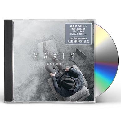 Maxim STAUB (EDITION 2014) CD