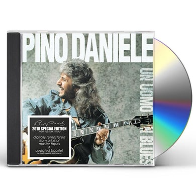 Pino Daniele UN UOMO IN BLUES CD