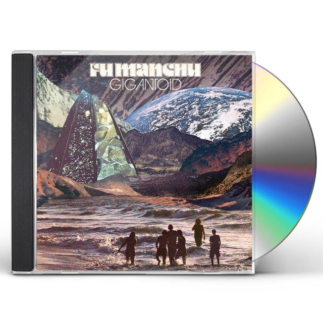 Fu Manchu GIGANTOID CD
