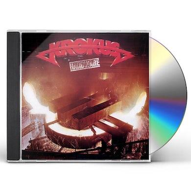 Krokus HARDWARE CD