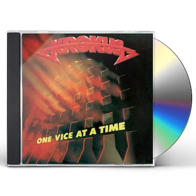 Krokus ONE VICE AT A TIME CD