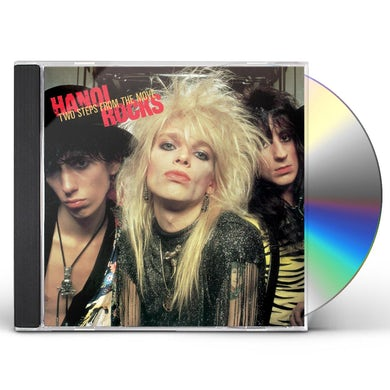 Hanoi Rocks TWO STEPS FROM THE MOVE CD