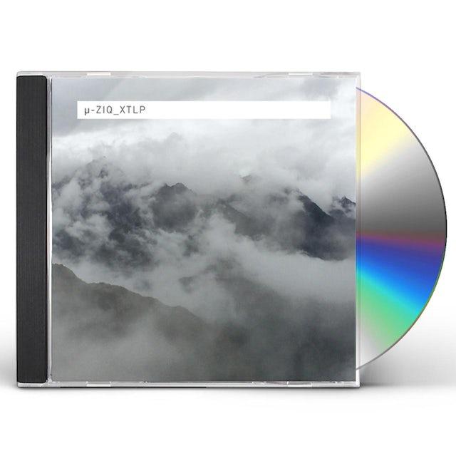 Mu-Ziq XTLP CD