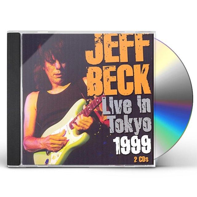 Jeff Beck LIVE IN TOKYO 1999 CD