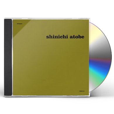 Shinichi Atobe BUTTERFLY EFFECT CD