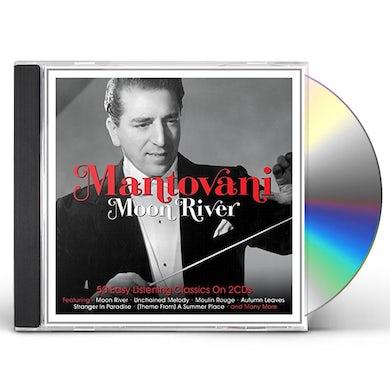 Mantovani MOON RIVER CD