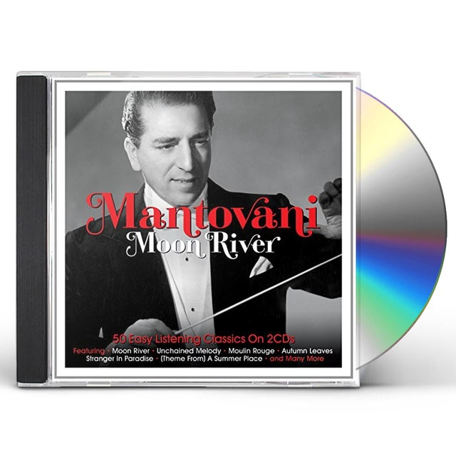 Mantovani MOON RIVER CD