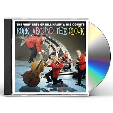 Bill Haley ROCK AROUND THE CLOCK VERY BEST OF CD