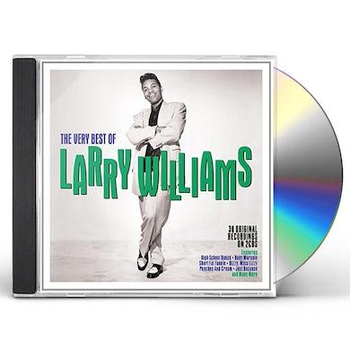 Larry Williams VERY BEST OF CD